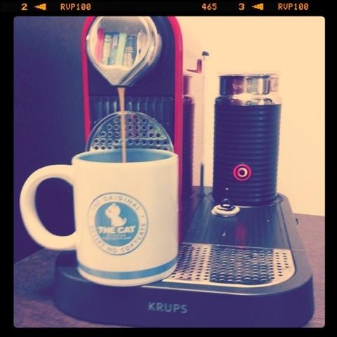 El café de las mañanas