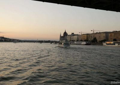 Budapest - Barco 007