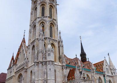 Budapest - Bastion y Matias001