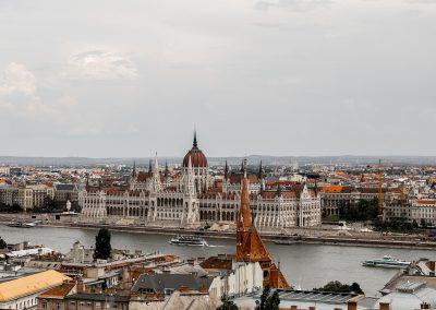 Budapest - Bastion y Matias008