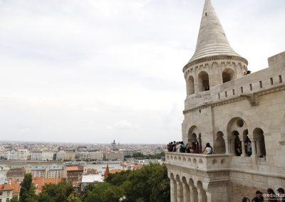 Budapest - Bastion y Matias016