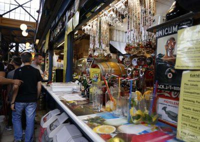 Budapest - Mercado Central015
