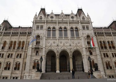 Budapest - Parlamento 002
