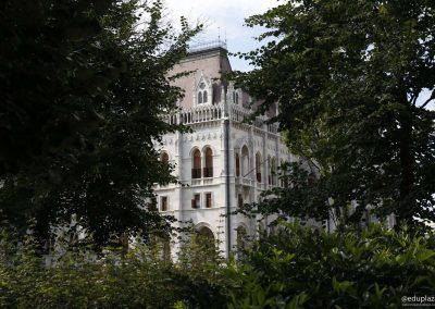 Budapest - Parlamento 037