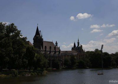 Budapest - Parque de la ciudad 001