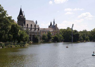 Budapest - Parque de la ciudad 002