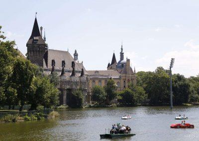 Budapest - Parque de la ciudad 004