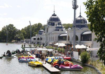 Budapest - Parque de la ciudad 005