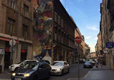 Budapest - Paseo 115