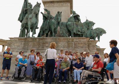 Budapest - Plaza de los Heroes004