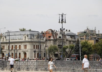Budapest - Plaza de los Heroes015