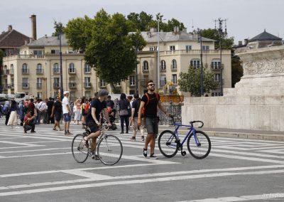 Budapest - Plaza de los Heroes022