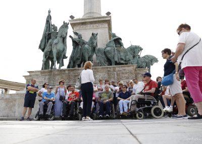 Budapest - Plaza de los Heroes028