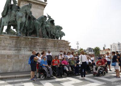 Budapest - Plaza de los Heroes029