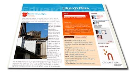 eduardoplaza.com blog